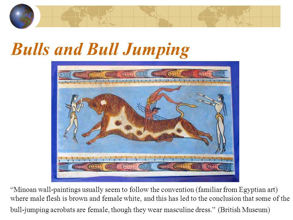 Bulls and Bull Jumping