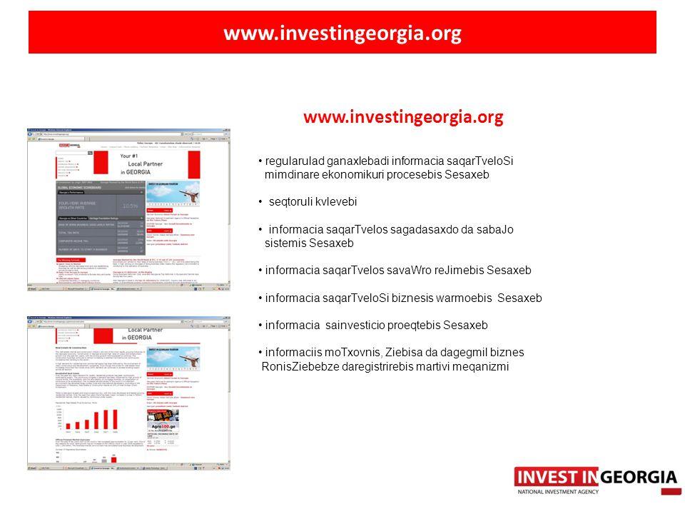 www.investingeorgia.org www.investingeorgia.org