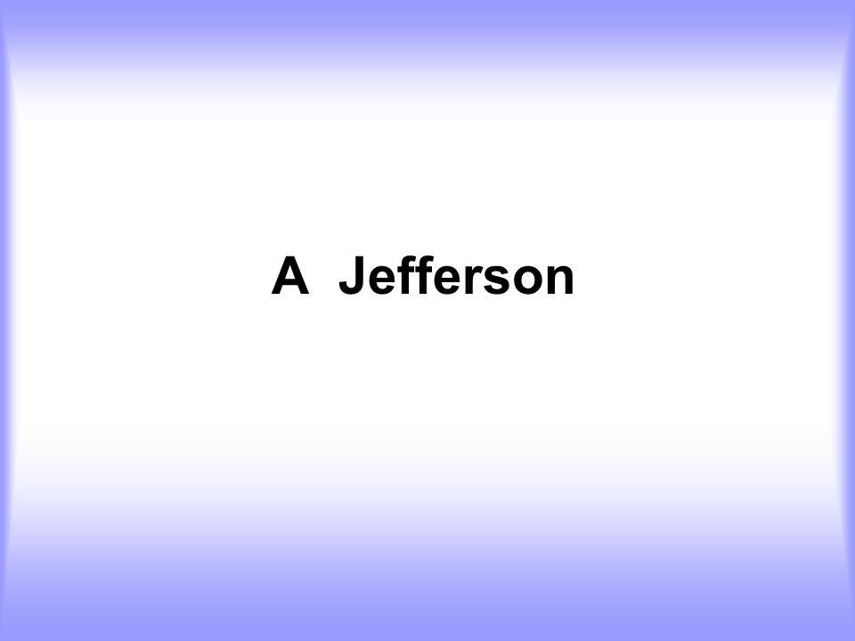 A Jefferson
