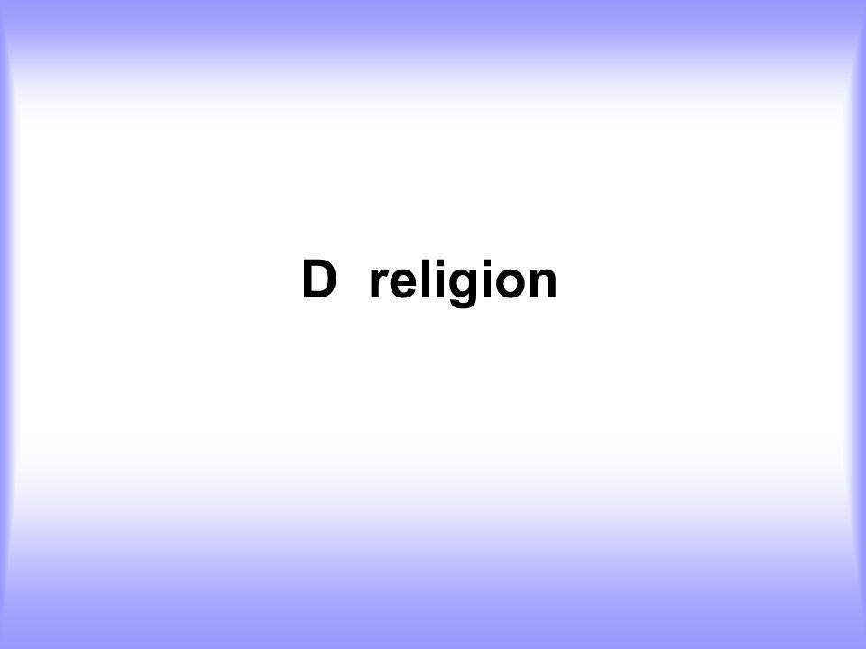 D religion