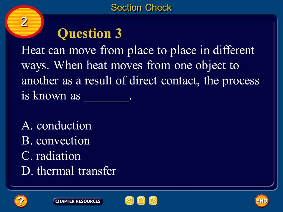 Section Check 2. Question 3.