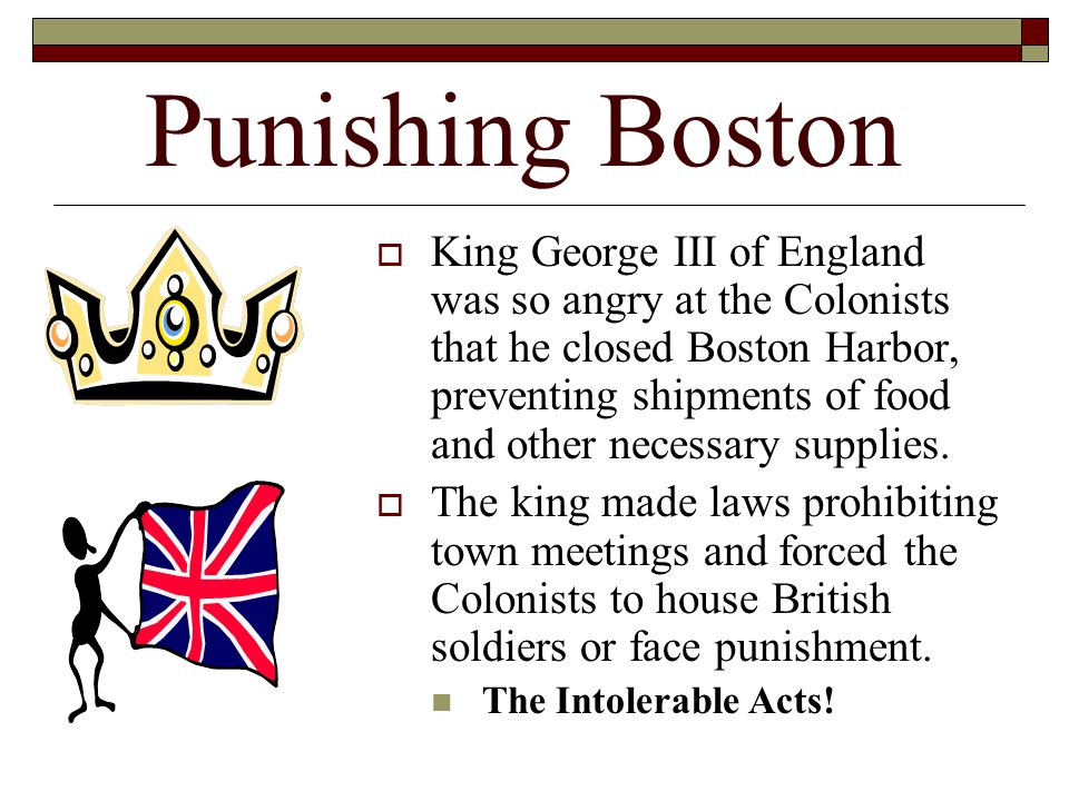 Punishing Boston