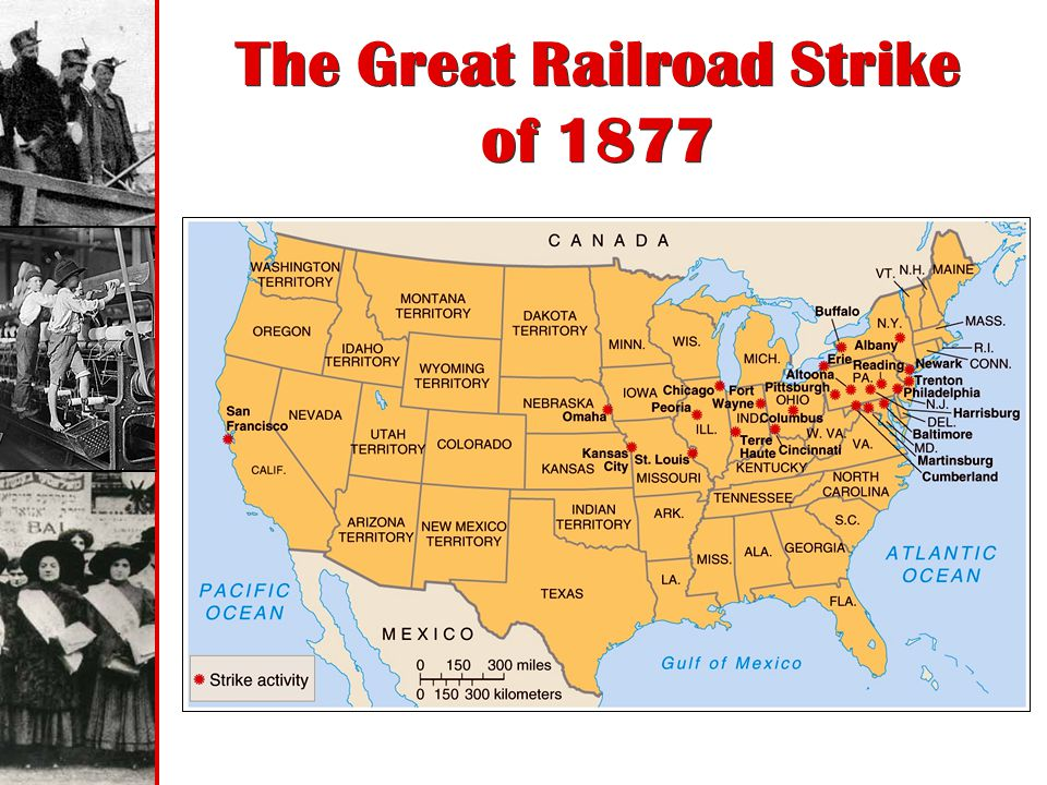 The Great Railroad Strike of 1877