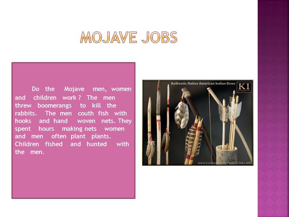 Mojave jobs