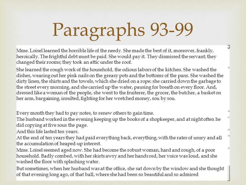 Paragraphs 93-99