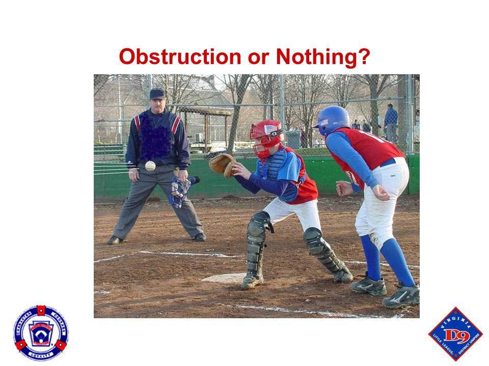 Obstruction or Nothing