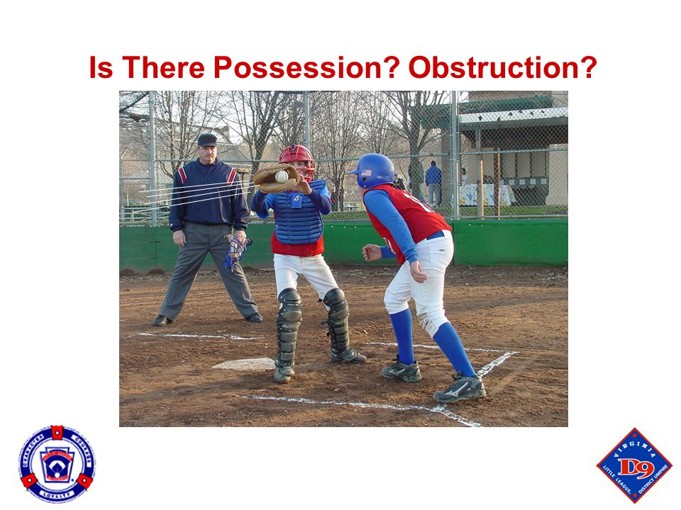Is There Possession Obstruction