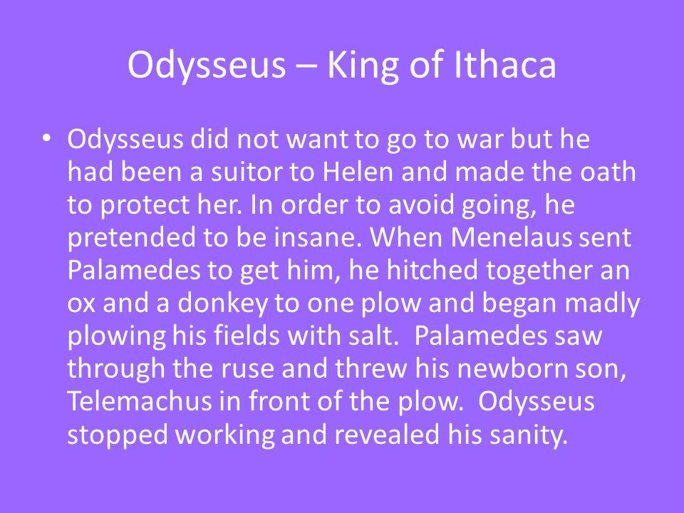 Odysseus – King of Ithaca