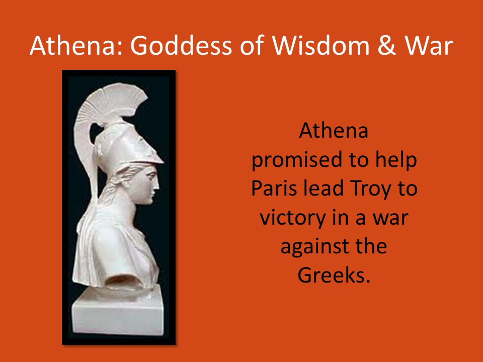 Athena: Goddess of Wisdom & War