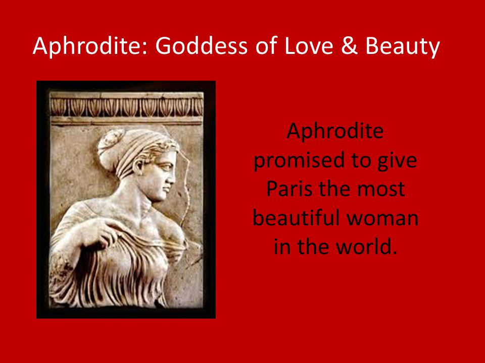 Aphrodite: Goddess of Love & Beauty