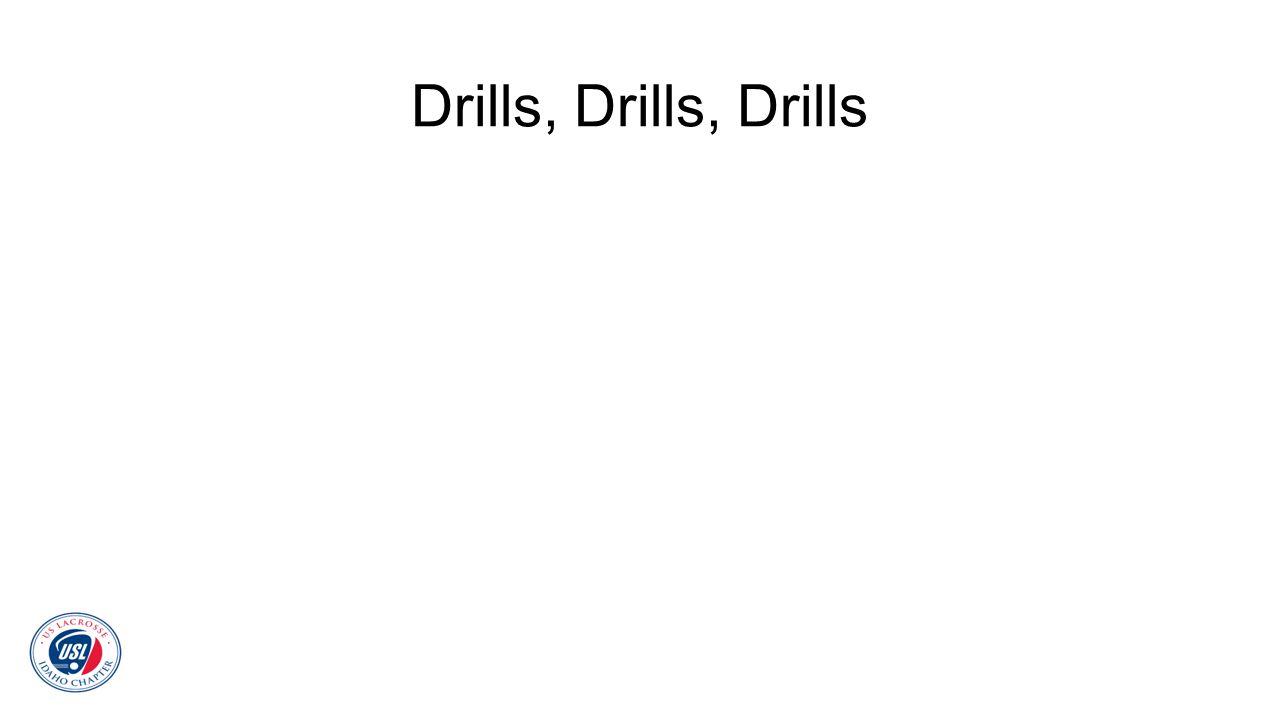 Drills, Drills, Drills