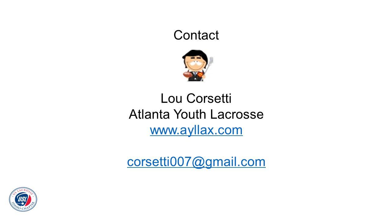 Atlanta Youth Lacrosse