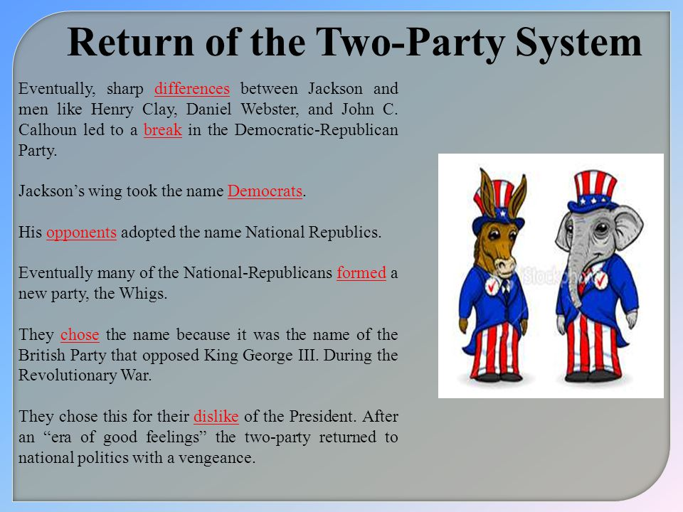 Return of the Two-Party System