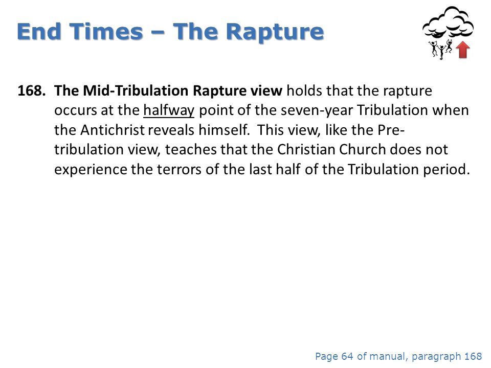 End Times – The Rapture