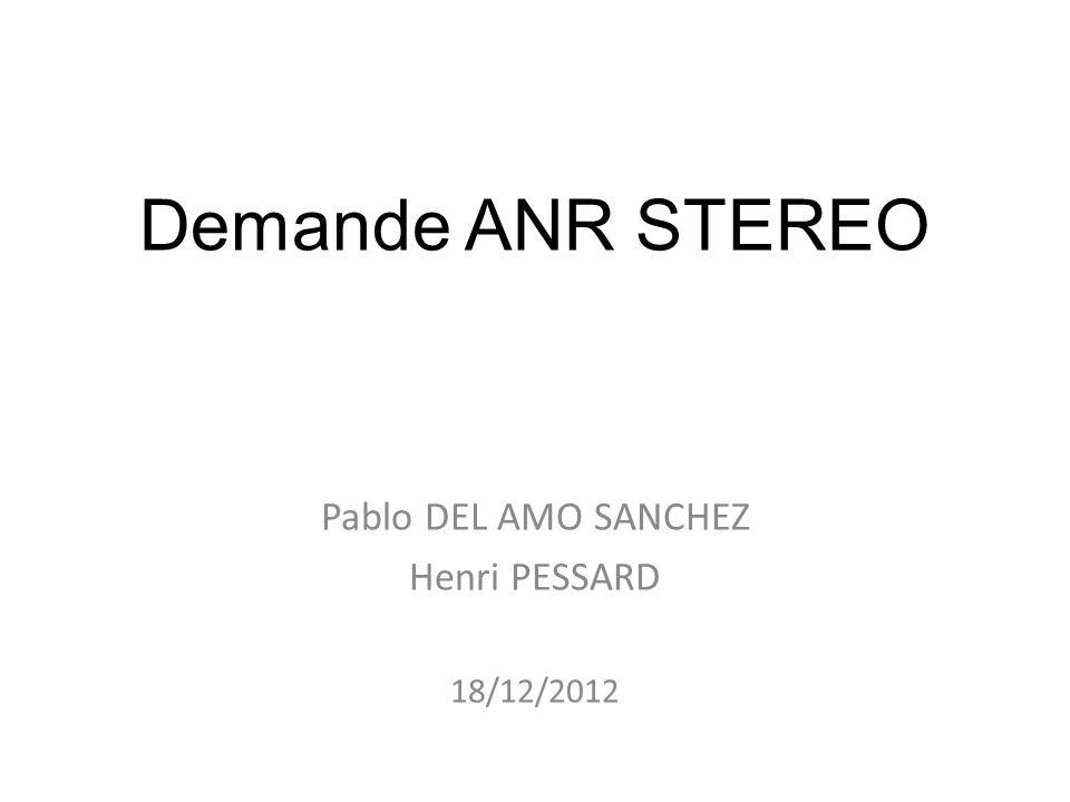 Pablo DEL AMO SANCHEZ Henri PESSARD 18/12/2012