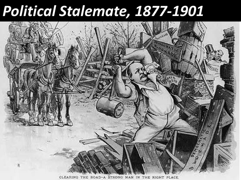 Political Stalemate, 1877-1901