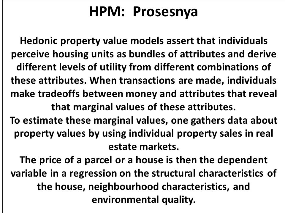 HPM: Prosesnya