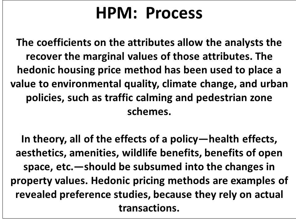 HPM: Process