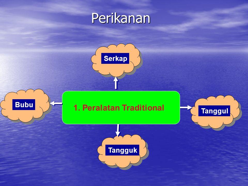 1. Peralatan Traditional