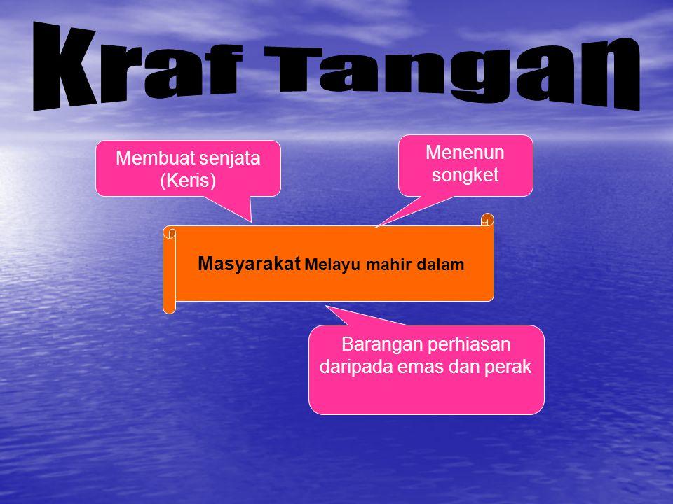 Masyarakat Melayu mahir dalam