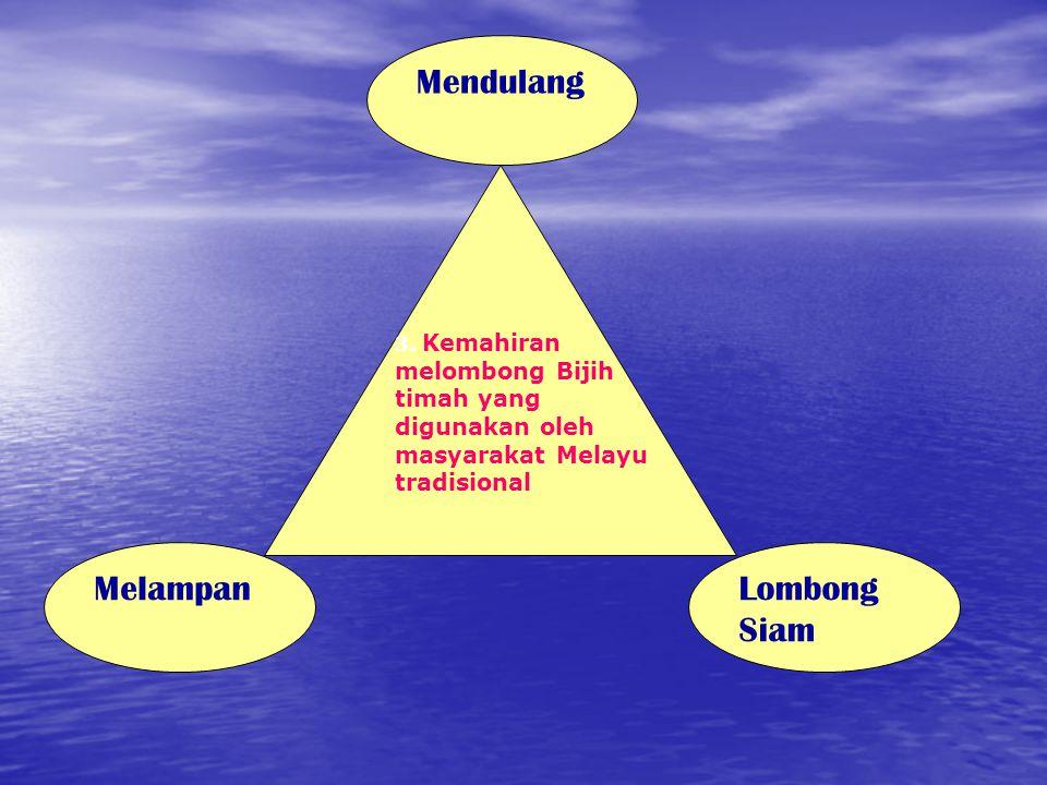Melampan Mendulang Lombong Siam