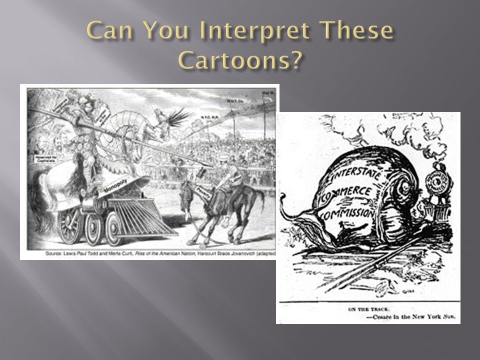 Can You Interpret These Cartoons