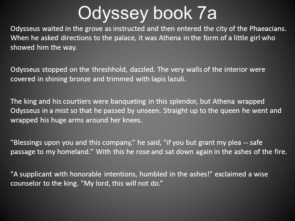 Odyssey book 7a