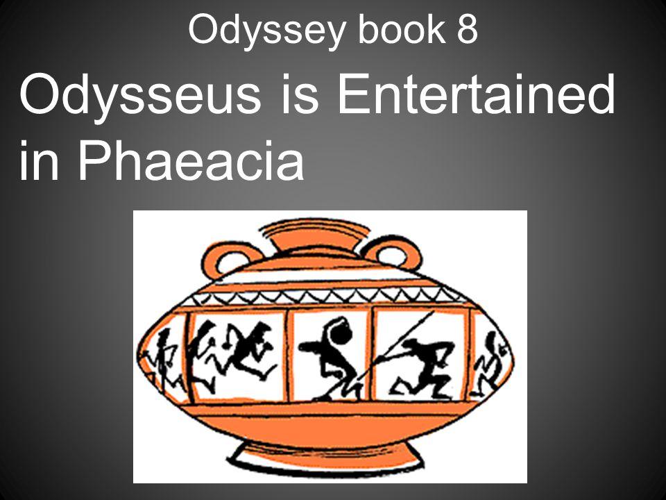 Odysseus is Entertained in Phaeacia
