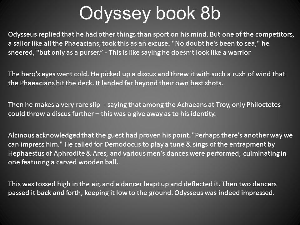 Odyssey book 8b