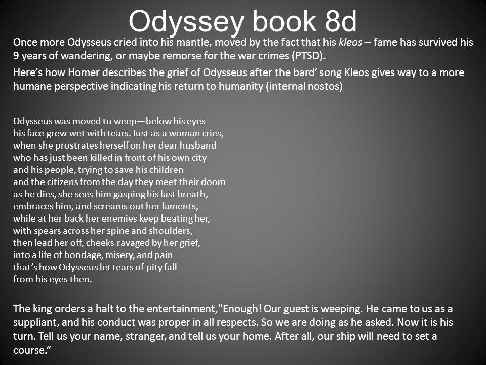 Odyssey book 8d