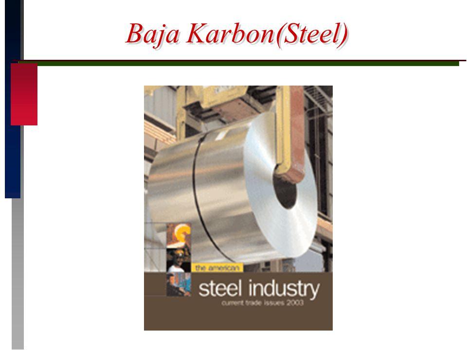 Baja Karbon(Steel)
