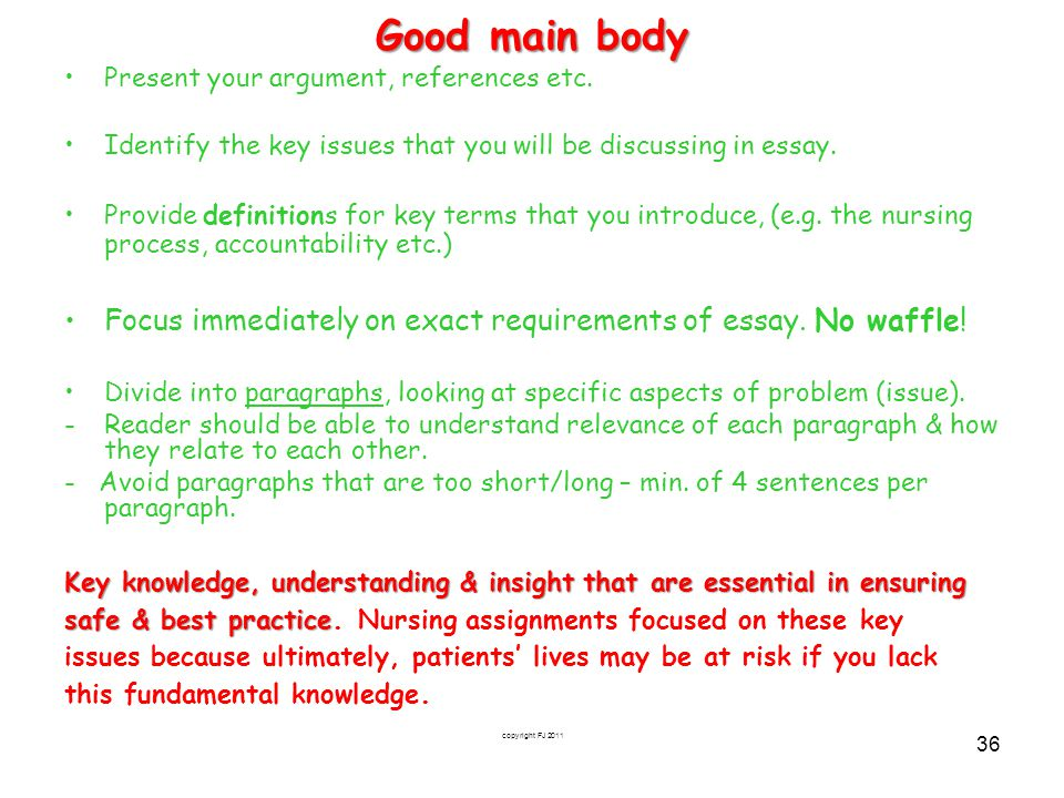 essential student academic writing skills ppt  36 good