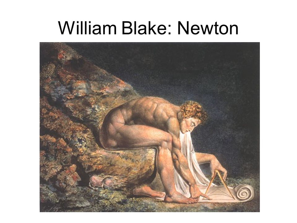 William Blake: Newton