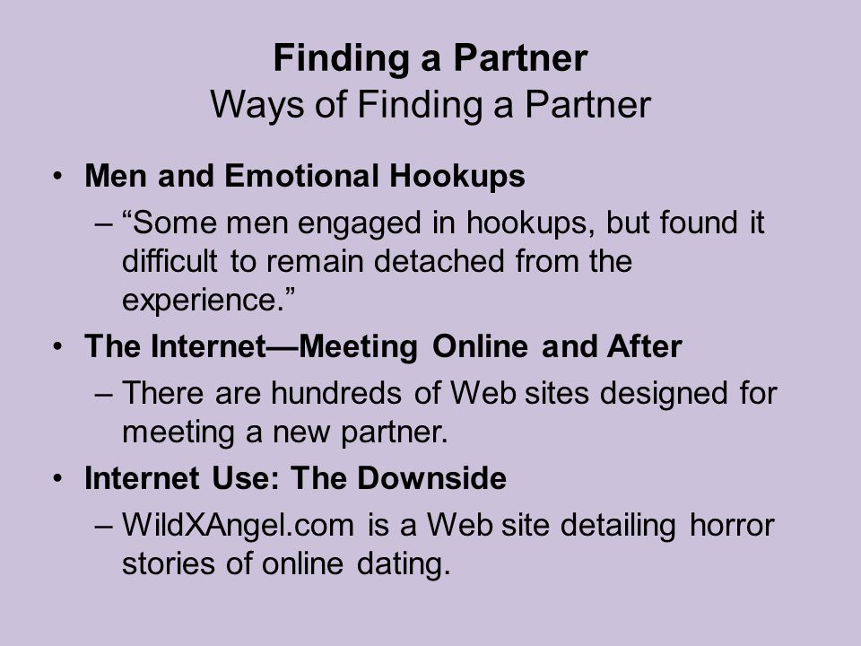 Find out if your partner is on dating sites
