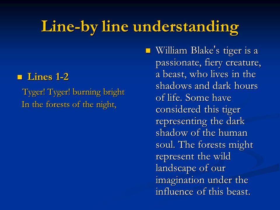 Line-by line understanding