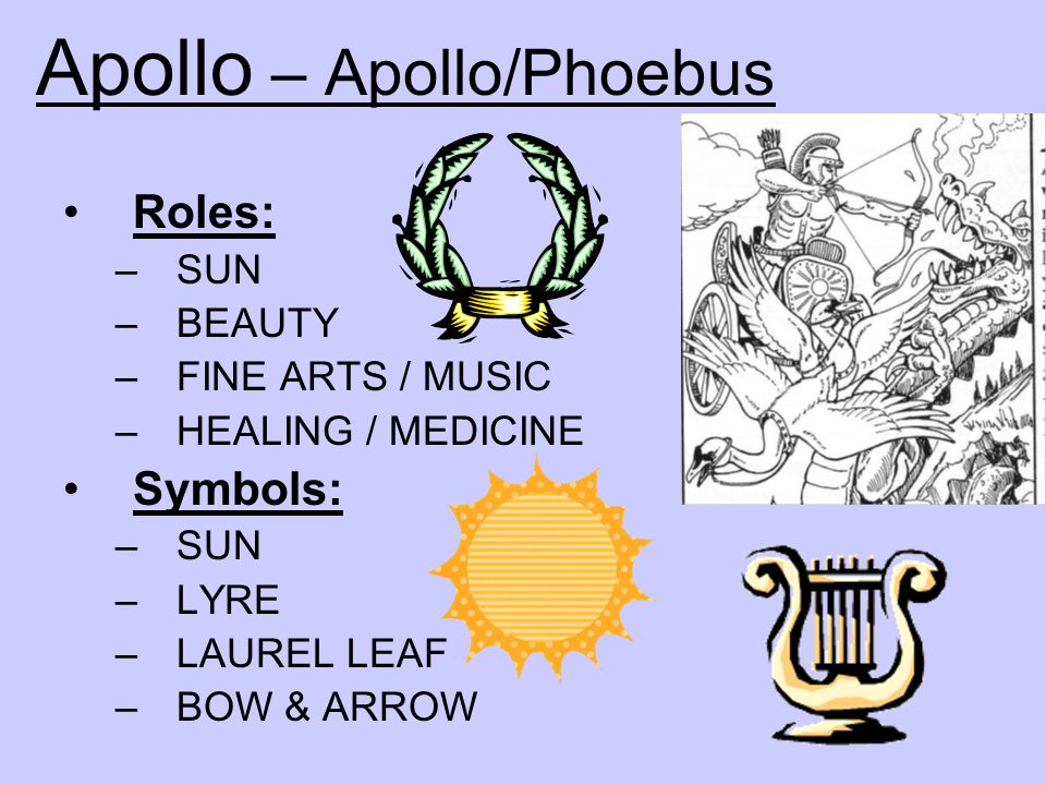 Apollo – Apollo/Phoebus