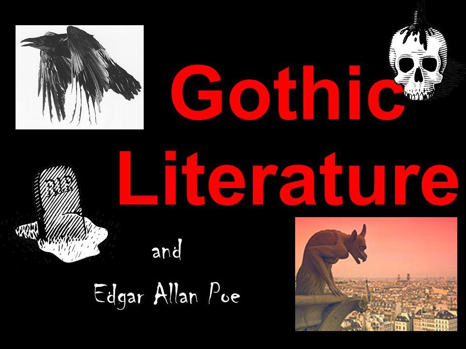 edgar allan poe gothic elements