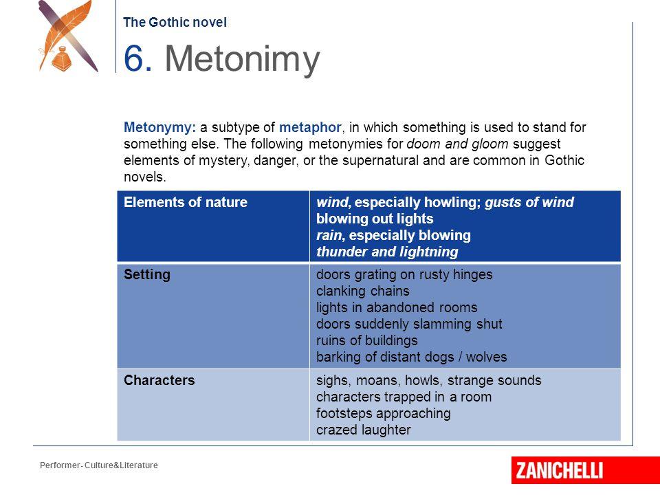 6. Metonimy
