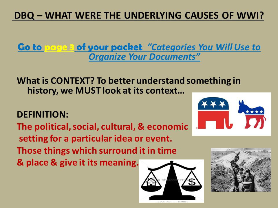 what were the underlying causes of Long and short term causes of the civil war [ a there were many other causes of the civil war a number of the underlying factors which help lead to the.