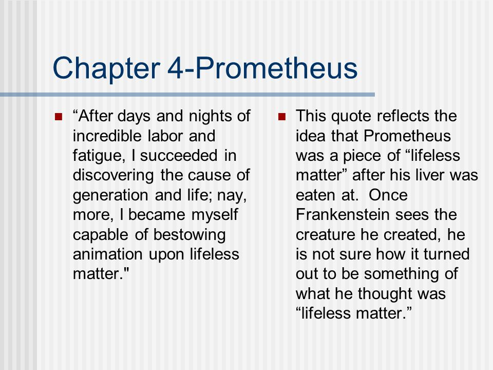 Chapter 4-Prometheus