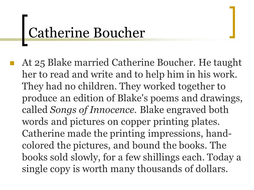 Catherine Boucher