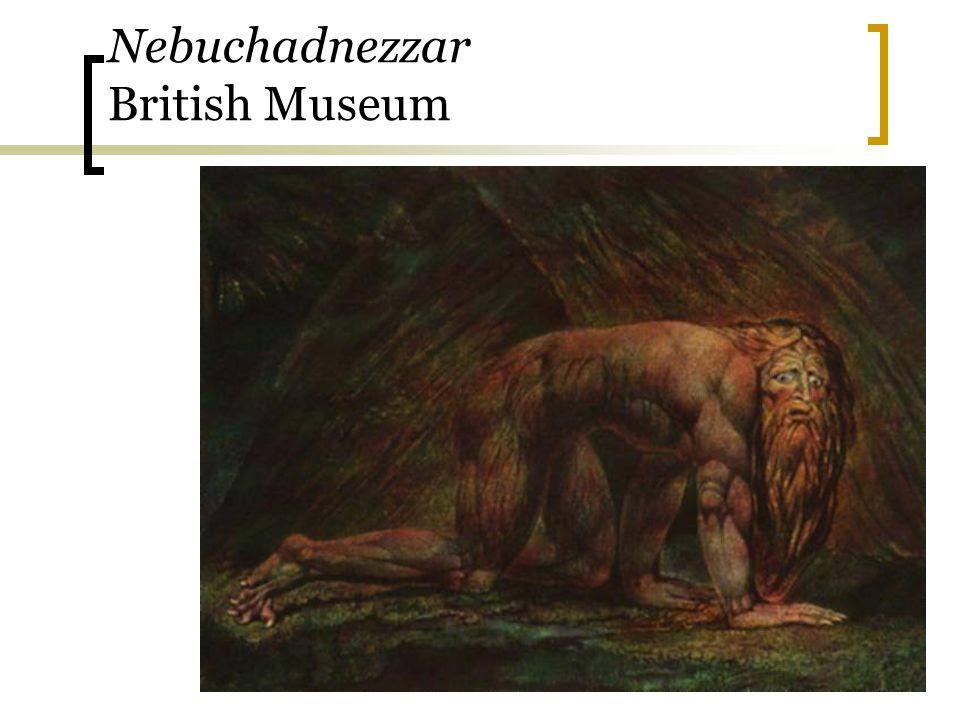 Nebuchadnezzar British Museum