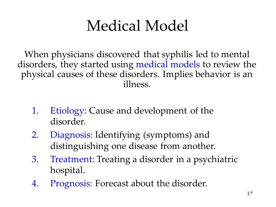 Medical Model