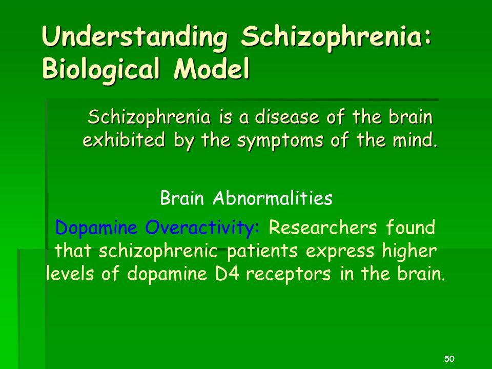 Understanding Schizophrenia: Biological Model