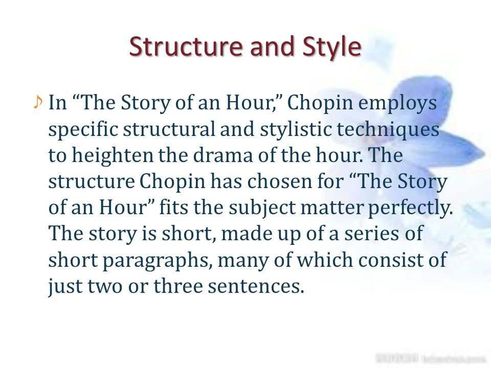 Structure and Style