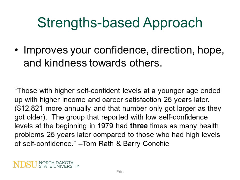 Strengths-based Approach