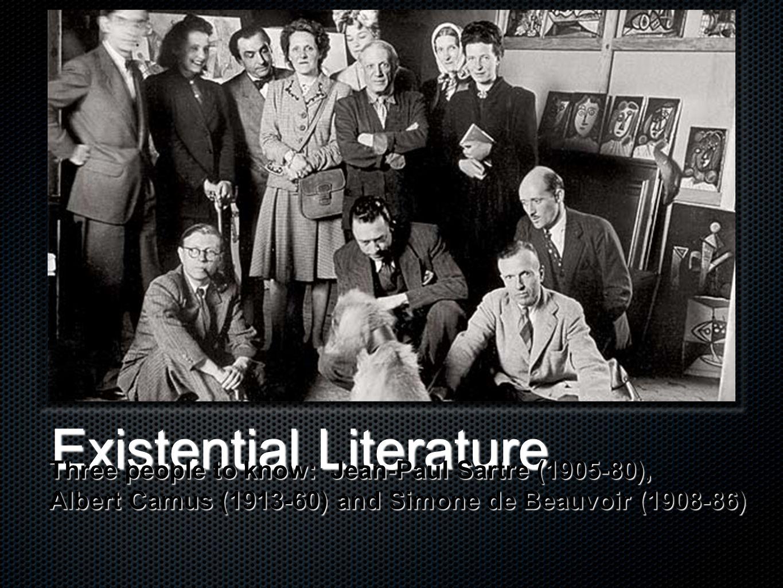 Existential Literature
