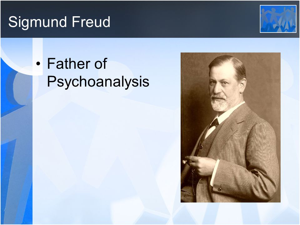 Sigmund Freud Father of Psychoanalysis