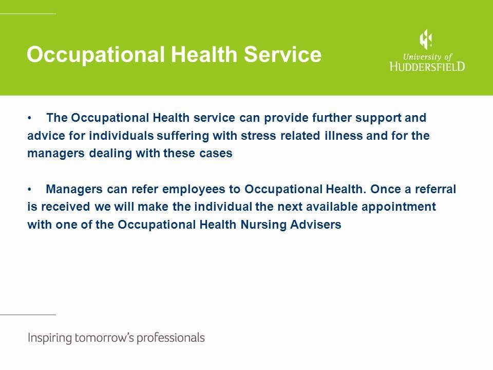 Occupational Health Service