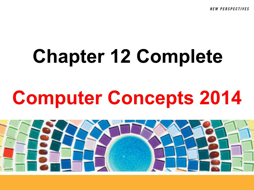 Chapter 12 Complete